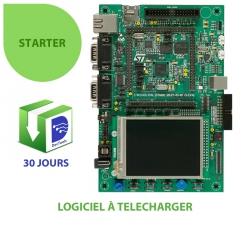 DevTools Starter sur kit STM3240G-EVAL